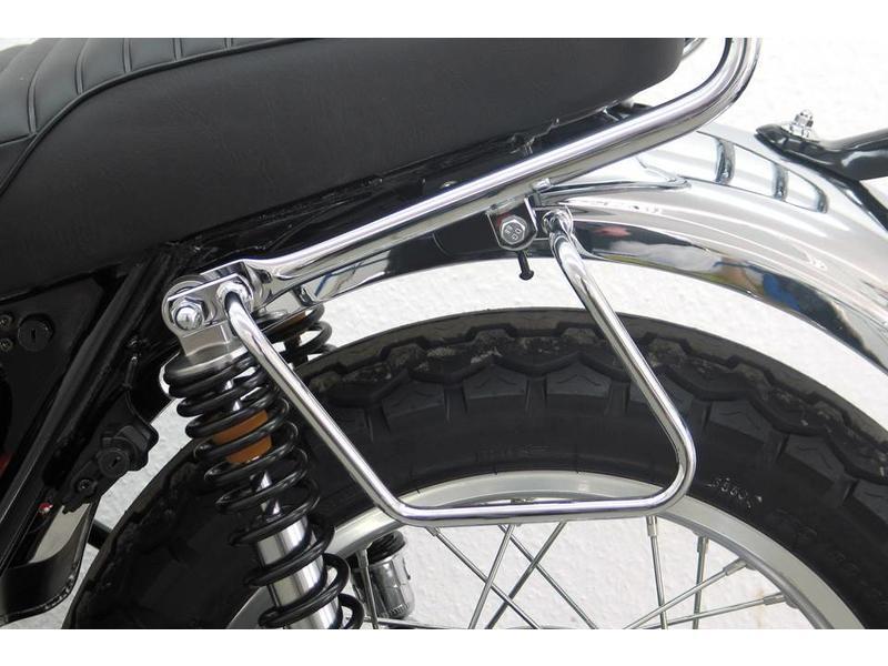 Fehling Saddlebag Supports for Kawasaki W650/W800