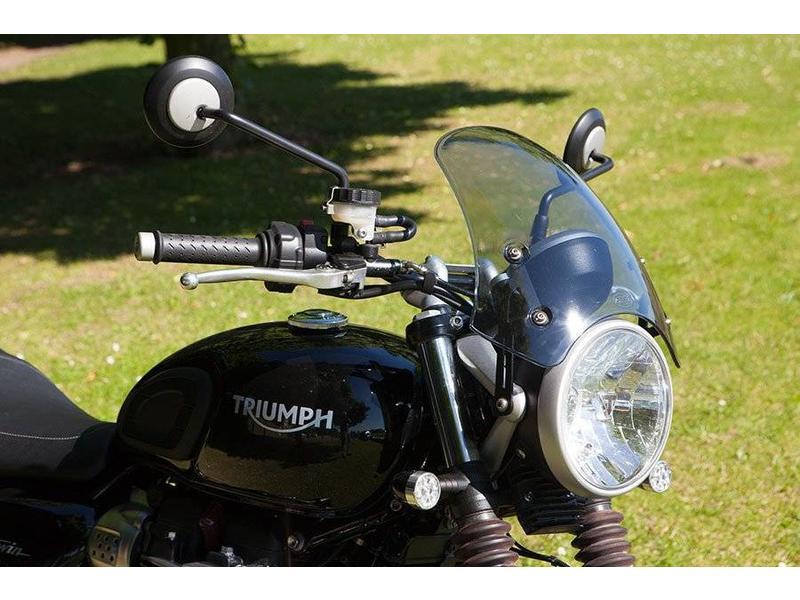 DART Pare-Brise Dart pour Triumph Street Twin/Scrambler