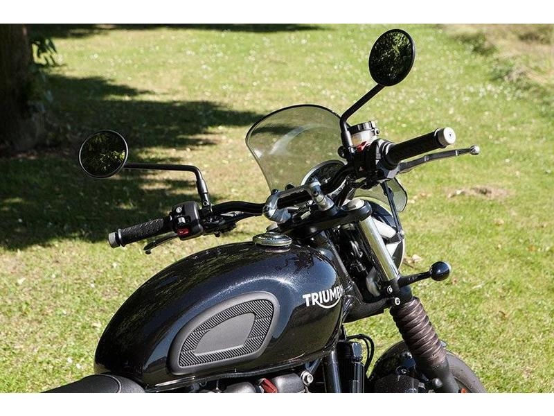 DART Flyscreen DART for Triumph Street Twin