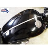 Chrome Tank Trim
