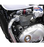 EvoTech Engine Protection Bobbins for Triumph Twins