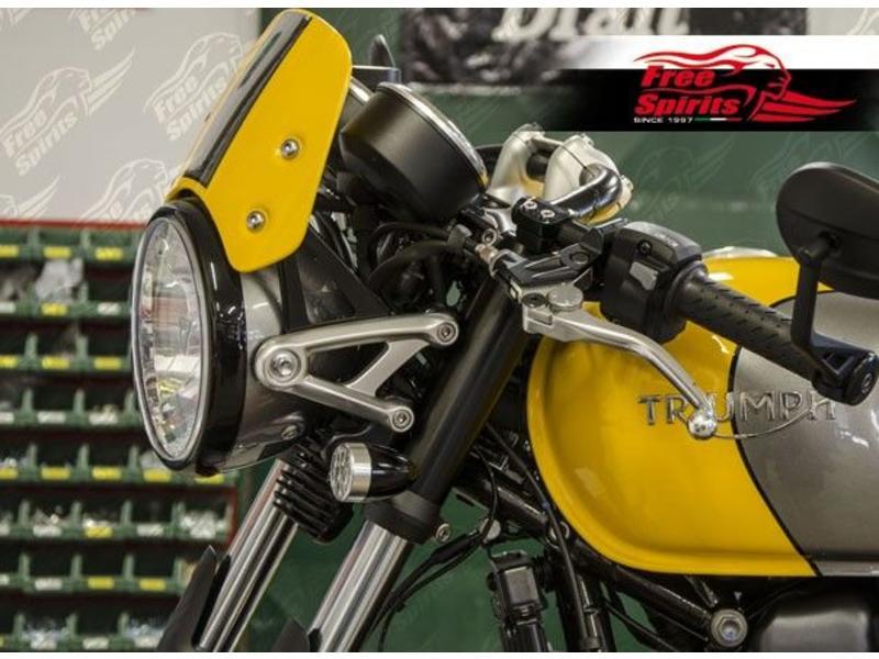 Free Spirits Fourreaux de Fourche pour motos Triumph