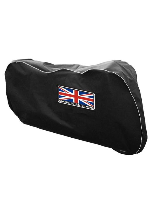 "Dust Cover ""Made in England"""