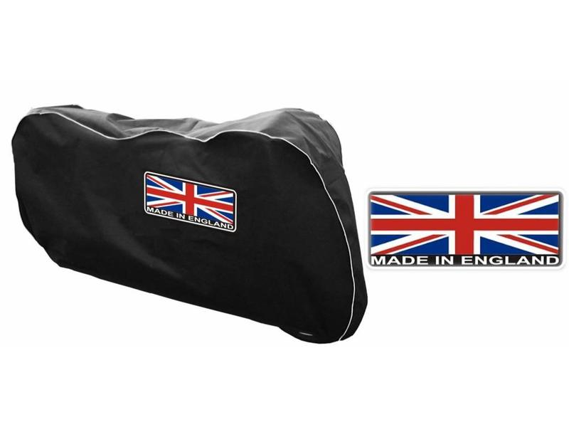 housse made in england pour motos triumph british legends. Black Bedroom Furniture Sets. Home Design Ideas