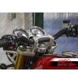 Free Spirits Kit de Conversion pour Guidon 28,6mm sur Thruxton R