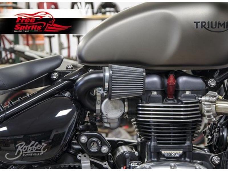 Free Spirits High Flow Air Filter Kit for Triumph Twins 1200cc