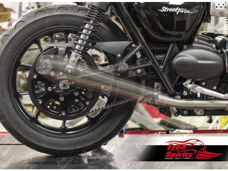 "Free Spirits Free Spirits Drive-Belt Kit for Triumph ""Twins 900/1200"""