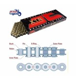 JT Sprockets Chain & Sprocket Kit for Kawasaki W650/W800