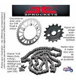 JT Sprockets Kit chaîne pour Triumph America / Speedmaster