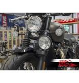 Free Spirits Phare Additionnel en Kit Complet pour Triumph Twin