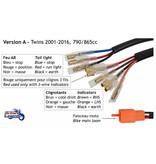 """""""Plug & Play"""" Rear Wiring Loom"""