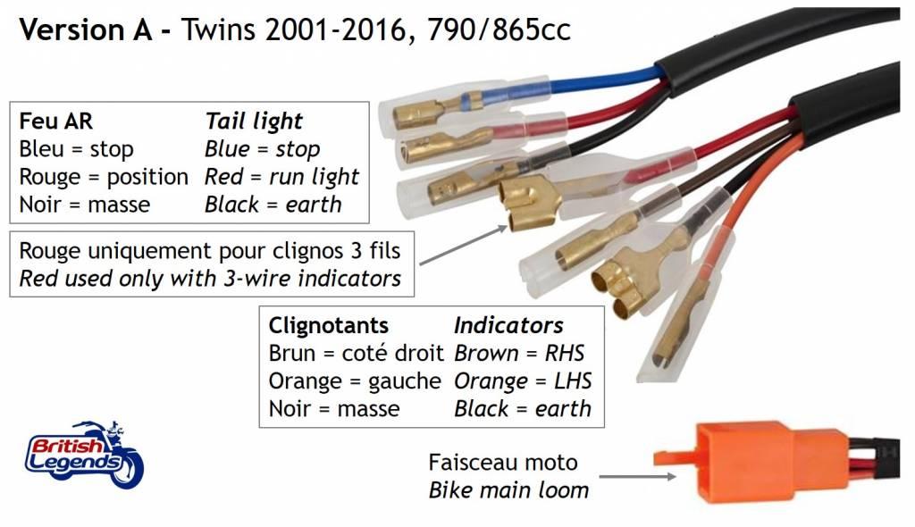 U0026quot Plug  U0026 Play U0026quot  Rear Wiring Loom