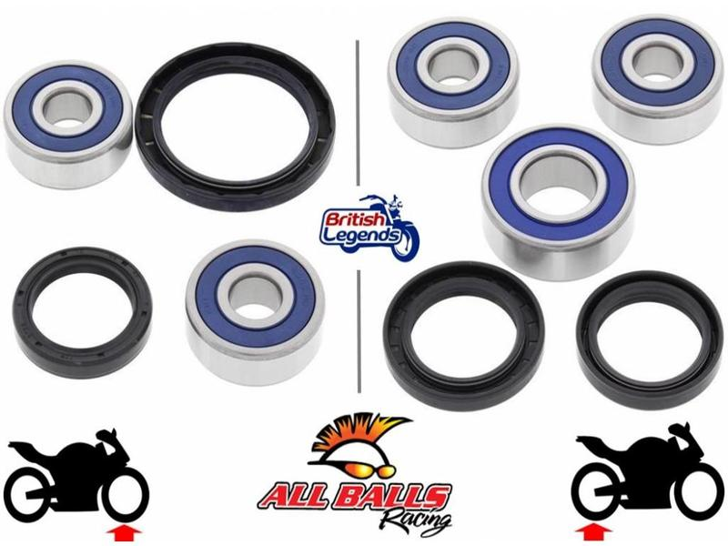 All Balls Kit Roulements de Roue All Balls (kit complet)