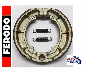 Rear Brake Shoes W650/W800