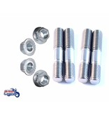 Exhaust Studs and Nuts for Kawasaki W650 and W800