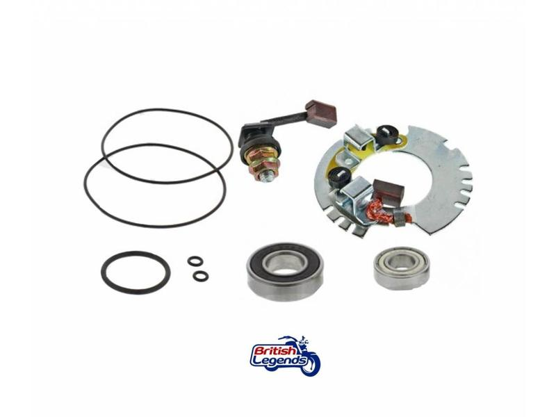 Starter Motor Repair Kit for Triumph motorcycles