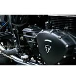 """Motone Couvre-Pignon """"Flat-Track"""" pour Triumph Twins"""