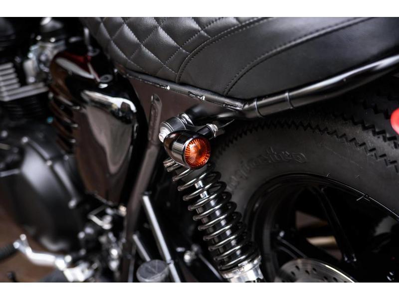 "Motone ""Bullet"" Indicators in Solid Aluminum)"