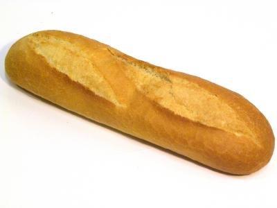 Witte Baguette