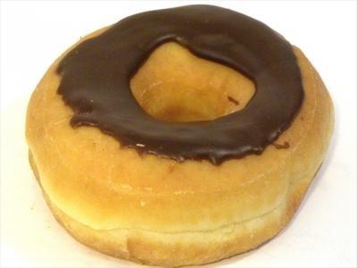 Donut chocolade