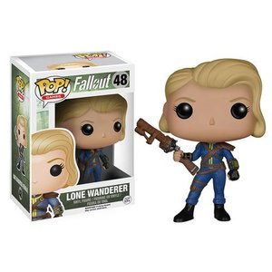 Pop! Games Fallout: Female Lone Wanderer