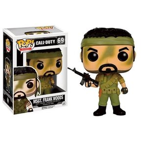 Pop! Games Call of Duty: MSgt. Frank Woods