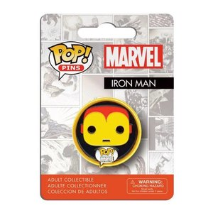 Pop! Marvel Pop! Pins: Iron Man Pin