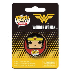 Pop! Heroes Pop! Pins: Wonder Woman