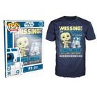 Pop! Star Wars C-3PO & R2-D2 Missing!