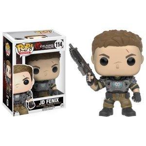 Pop! Games Gears of War: JD Fenix