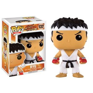 Pop! Games Street Fighter: Ryu with White Headband