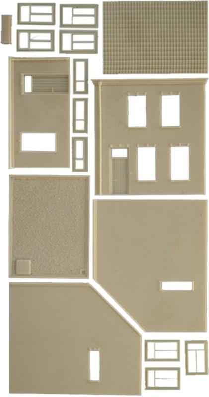 Huis met verdieping