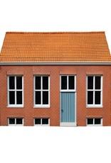 """Facade """"Three windows"""""""