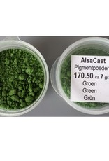 "Pigmentpoeder ""Groen"""