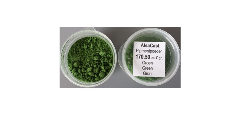 "Pigment Powder ""Green"""