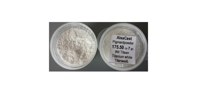 "Pigment Powder ""Titan White"""