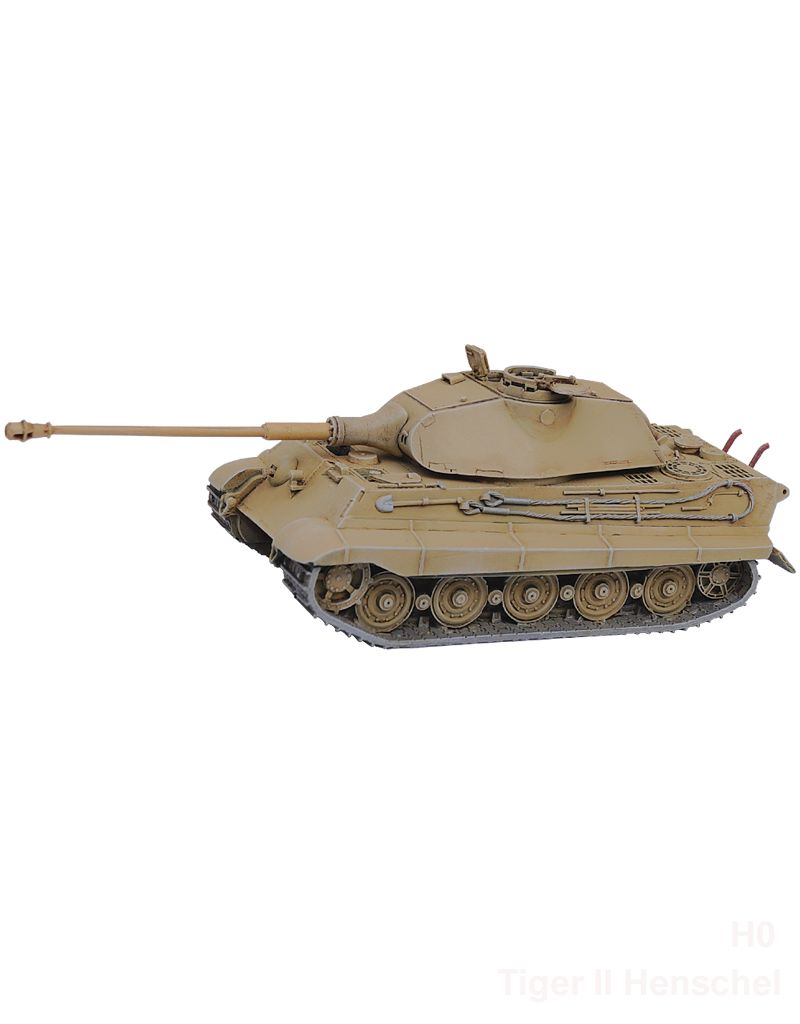 Tiger II Porsche