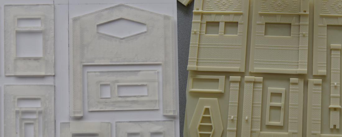 Station Ermelo 3D Printen en test casting