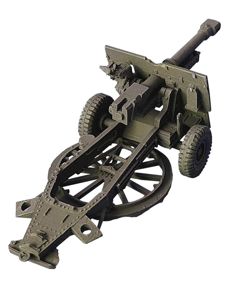 25 Pounder howitzer