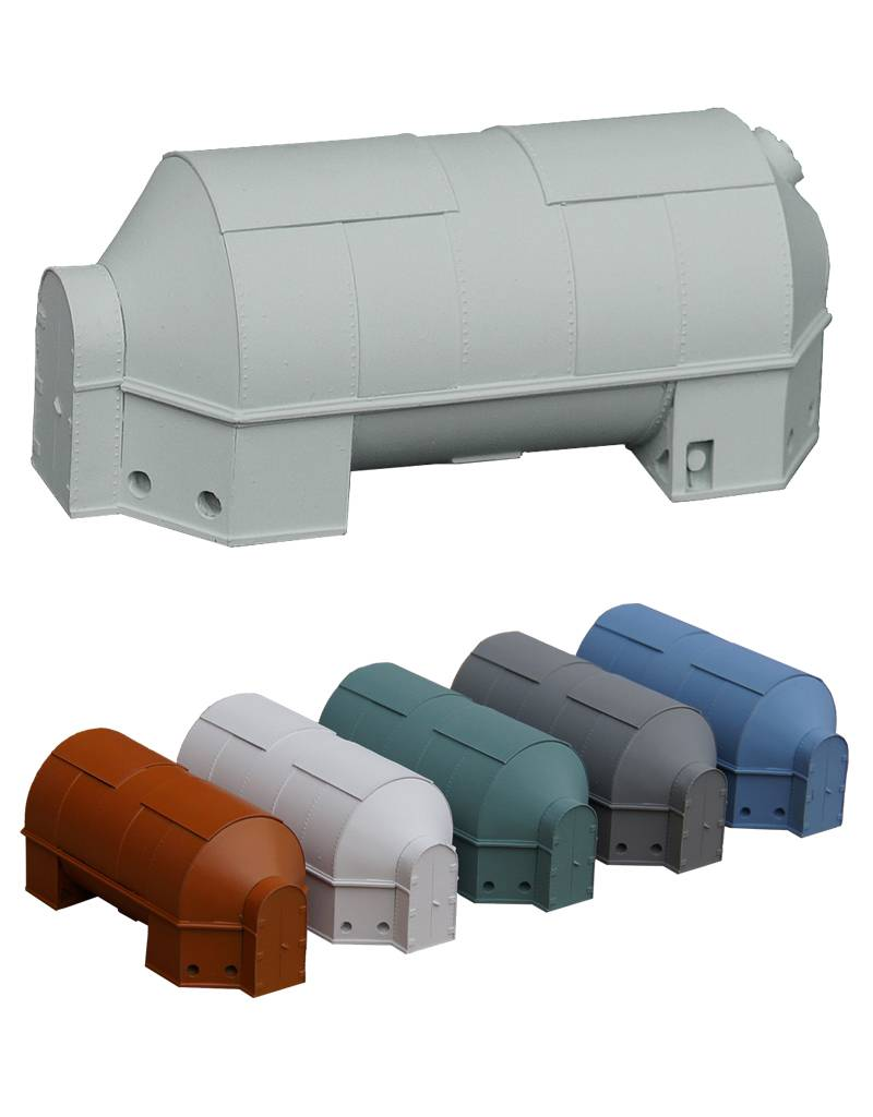 Liquid / Vloeistoftank Tank