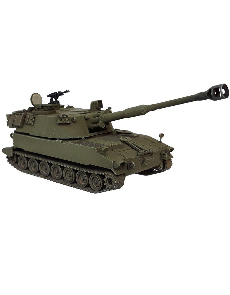 M109 Howitzer 155 mm Self propelled gun