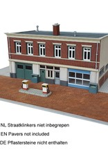 Car service station