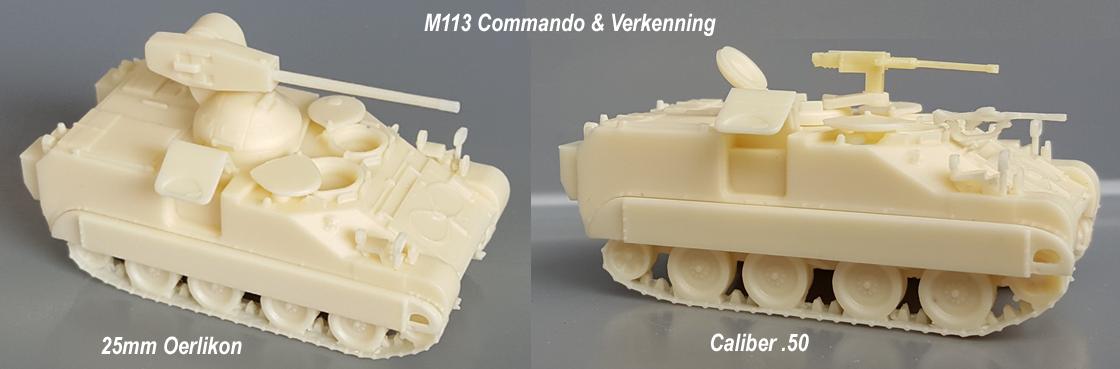 M113 C&V 25mm Oerlikon Caliber .50 KMar