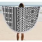 UITVERKOCHT Be Beach Roundie Black