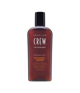 American Crew Anti-Hairloss + Thickening Shampoo