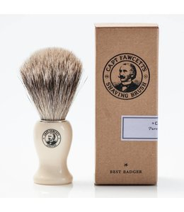Captain Fawcett Badger Shaving Brush