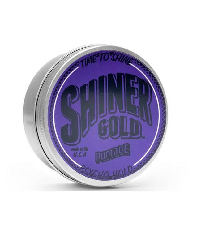 Shiner Gold Psycho Super Hold Pomade