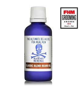 The Bluebeards Revenge Beard Oil 'Classic Blend'