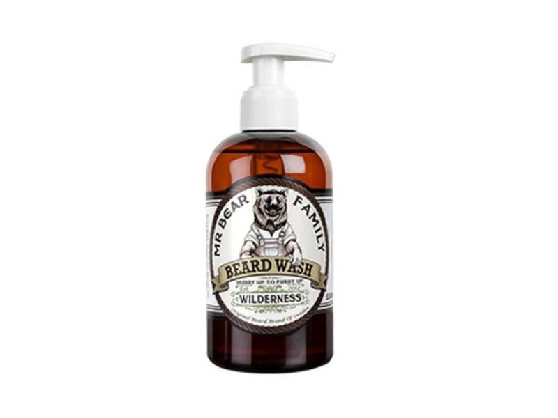 Mr. Bear Family Beard Wash Wilderness