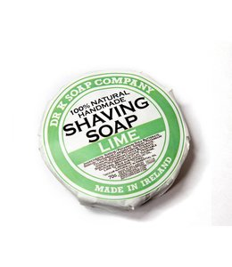 Dr K Soap Company Shaving Soap Lime